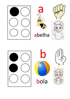 Alfabeto Braille, Sign Language, Knowledge, Kids, Blog, Pasta, Google, Hearing Impaired, Song Notes