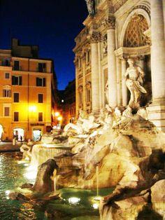 Itália - Roma - Fontana di Trevi