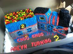 Thomas the Train — Birthday Cakes