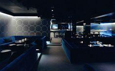 Club Diagonal Zurich. Interior Design.