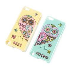 You can even have matching iPod Touch covers with your #BFF