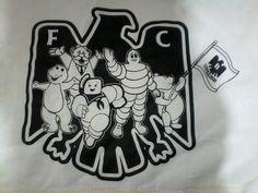 Internacional Botargas F.C. T-shirt futbol club Mexico