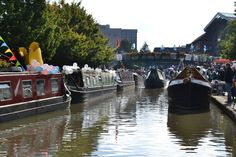 Banbury,Oxfordshire canal days, Oct, 2016