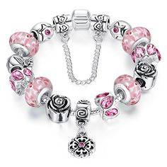 A TE® Bracciale Charms Vetro Beads Cristalli Catena di Si... https://www.amazon.it/dp/B06Y4LQPYR/ref=cm_sw_r_pi_dp_U_x_9FyDAbZRJC7XG