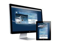 Marca: AEROLINEAS EJECUTIVAS Proyectos:Marketing digital, Diseño editorial y Campaña publicitaria