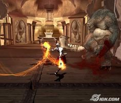 God of War 1on Playstation 2 - Completed (wow, this was awesome!)