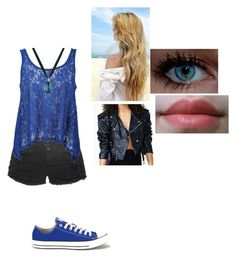 """""""Untitled #279"""" by hannahbanana45 ❤ liked on Polyvore featuring Billabong, Baccarat and Converse"""