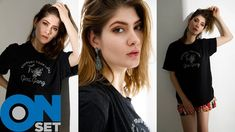 Creating and Using Shadows: OnSet Photography And Videography, Photography Editing, Fill Light, Natural Light Photography, Fashion Lighting, On Set, Shadows, T Shirts For Women, Create