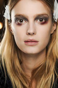 Makeup at Altuzarra F/W 2013, New York Fashion Week