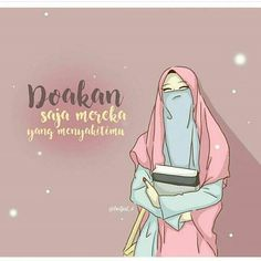 # hijab scarf is a vital item inside apparel of girls having hijab Islamic Inspirational Quotes, Religious Quotes, Islamic Quotes, Cute Wallpaper Backgrounds, Cute Wallpapers, Anime Tomboy, Lucas Stranger Things, Hijab Drawing, Love Cartoon Couple
