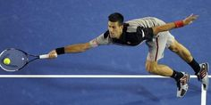 Novak Djokovic extended his winning streak to 27 matches and stayed on track for a fourth consecutive Australian Open ti
