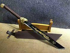 Dragon machete/Outdoor knife/Manganese steel/Brown leathe... https://www.amazon.com/dp/B01NCQ8MC5/ref=cm_sw_r_pi_dp_x_oGNyybWW44TWG