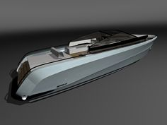 Steeler Yachts - Modellen - Bronson 47