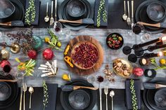 OUR SWOONIEST HOLIDAY TABLES on Eye-Swoon.com