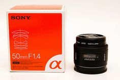 Purchase: Sony 50mm f/1.4 Lens for Sony Alpha SAL-50F14    Unboxing Video @ Youtube and Flickr    REVIEW    sharpness: 5  color: 5  build: 4  distortion: 5  flare control: 5  OVERALL: 4.8    Compared to:  Minolta 50mm F/1.7  Tamron 17-50mm F/2.8  Sony DT 18-70mm F/3 http://hc.com.vn/san-pham-so/laptop.html  http://hc.com.vn/san-pham-so/  http://hc.com.vn/
