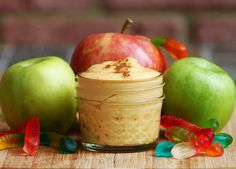 Pumpkin Apple Dip - this is my favorite dip and is so good with Ginger Snaps!!!