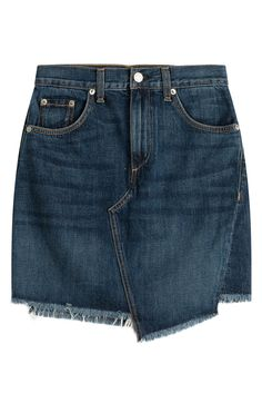 a4fc96ef4a97af Tanming Women's Button Down Cotton Denim Skirt US XXL (X-Large, Blue) | my  style | A line denim skirt, Denim skirt, Skirts