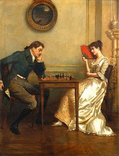 Connecticut Chess Magazine has hundreds of chess-related artwork, cartoons, and photos.
