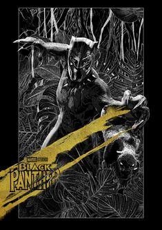 Black Panther (2018) [1417 x 2005]