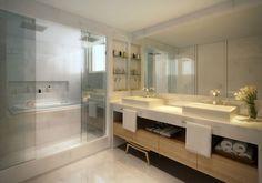 Espelhos antiembaçantes em banheiros! Veja ambientes, preços, onde comprar e muito mais! - Decor Salteado - Blog de Decoração e Arquitetura