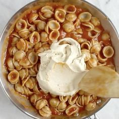 3 Ingredient Creamy Tomato Pasta! ❤️ made with CASHEWS. this trick will make your pasta sauces creamy, velvety, and nutritious with no butter or cream. .  WHAT YOU'LL NEED: 1 pound pasta 1 jar tomato sauce 2 cups cashews ½ cup water garlic clove (optional) herbs and salt to taste .  HOW TO MAKE IT: 1. Cook pasta and toss with sauce in pan on low heat 2. Blend the cashews, water, garlic, and salt until smooth. Reserve half in the fridge, and add other half to the pasta pot and stir 3. Top…