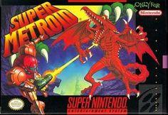 Super Metroid - Best one hands down
