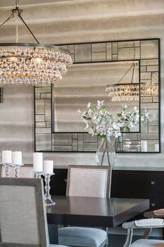 1000 Ideas About Dining Room Mirrors On Pinterest