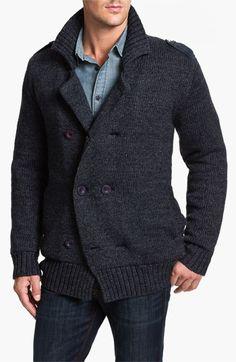 UGG® Australia 'Jones' Double Breasted Knit Cardigan | Nordstrom