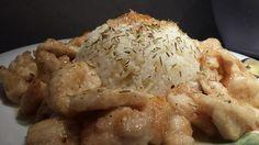 Le ricette della Lady: riso basmati alle erbe con pollo al limone