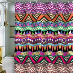 DENY Designs Bianca Green Overdose Shower Curtain