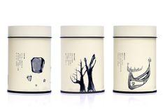 茶道理 on Packaging Design Served. Tea I think