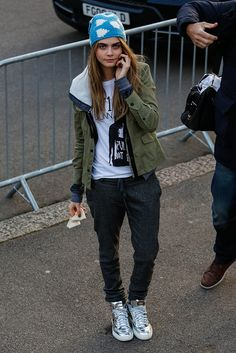 The Best Off-Duty Looks From Today's Biggest Models.
