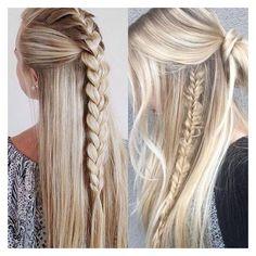 Pin by Jade Taka on Hair in 2020 Trendy Hairstyles, Braided Hairstyles, Hippie Hair, Pinterest Hair, Beautiful Braids, Love Hair, Hair Dos, Curly Hair Styles, Hair Makeup