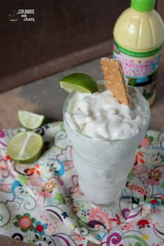 Key Lime Pie Milksha
