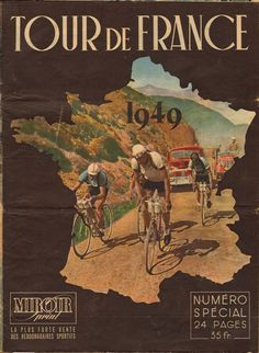 Bicycle Art, Bicycle Design, Ocean Fabric, Bike Poster, Vintage Cycles, Cycling Motivation, Tours France, Cycling Art, Classic Bikes