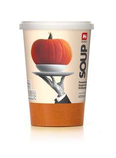 Delhaize Soups (Pumpkin)