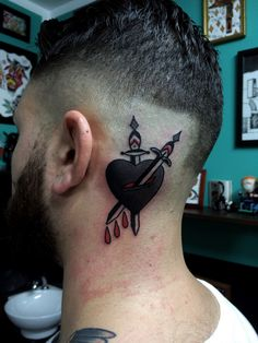 Skin Deep Tales - fuckyeahtraditionaltattoos: Done by Dave at Ink...