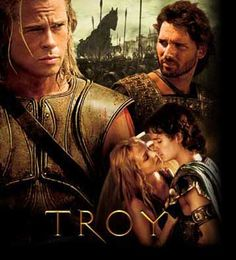 Troy ~ Hector, Achilles, Agamemnon, Ulysses,  & everyone you read about in world lit 101. Awesome