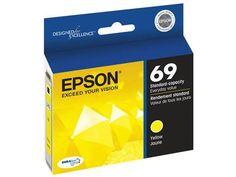 Epson Epson T069420 69 Yellow Ink Cartridge