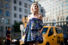 STREET STYLE: Fashion Weeks Spring Summer 2015