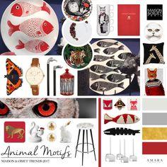 Maison et Objet Interior Trend Report 2017 - The LuxPad - The Latest Luxury Home Fashion News - Amara