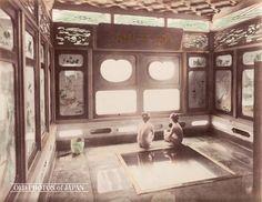 public bath 1890s 大衆浴場