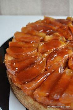 Prajitura rasturnata cu mere si caramel Savori Urbane (2)