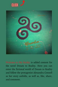 Added content for the novel Dream to Reality.