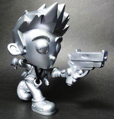 Silver Drake — Erick Scarecrow
