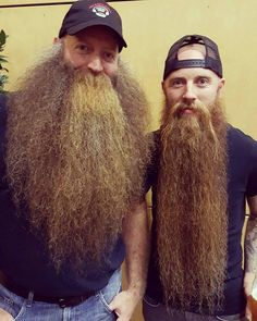 Bearded Men with Friends From Beardoholic.com