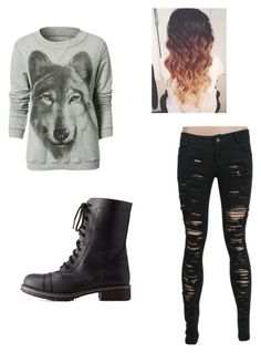"""""""Untitled #24"""" by piper-staunton on Polyvore featuring Charlotte Russe"""