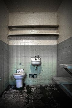 A Cell In Alcatraz Prison. By RicardMN Photography
