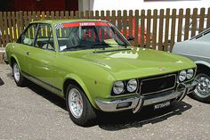 c - FIAT  124 Sport Coupè year 1974   by marvin 345