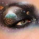 30 stunning (and incredibly creative) eye makeup ideas Super creative makeup looks which we love. Creative Eye Makeup, Eye Makeup Art, Eye Art, Eyeshadow Makeup, Hair Makeup, Prom Makeup, Beauty Makeup, Crazy Makeup, Cute Makeup
